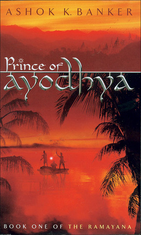 Prince of Ayodhya Cover