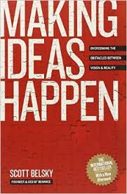 Making Ideas Happen - Cover