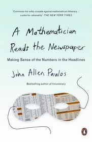 A Mathematician Reads the Newspaper Cover