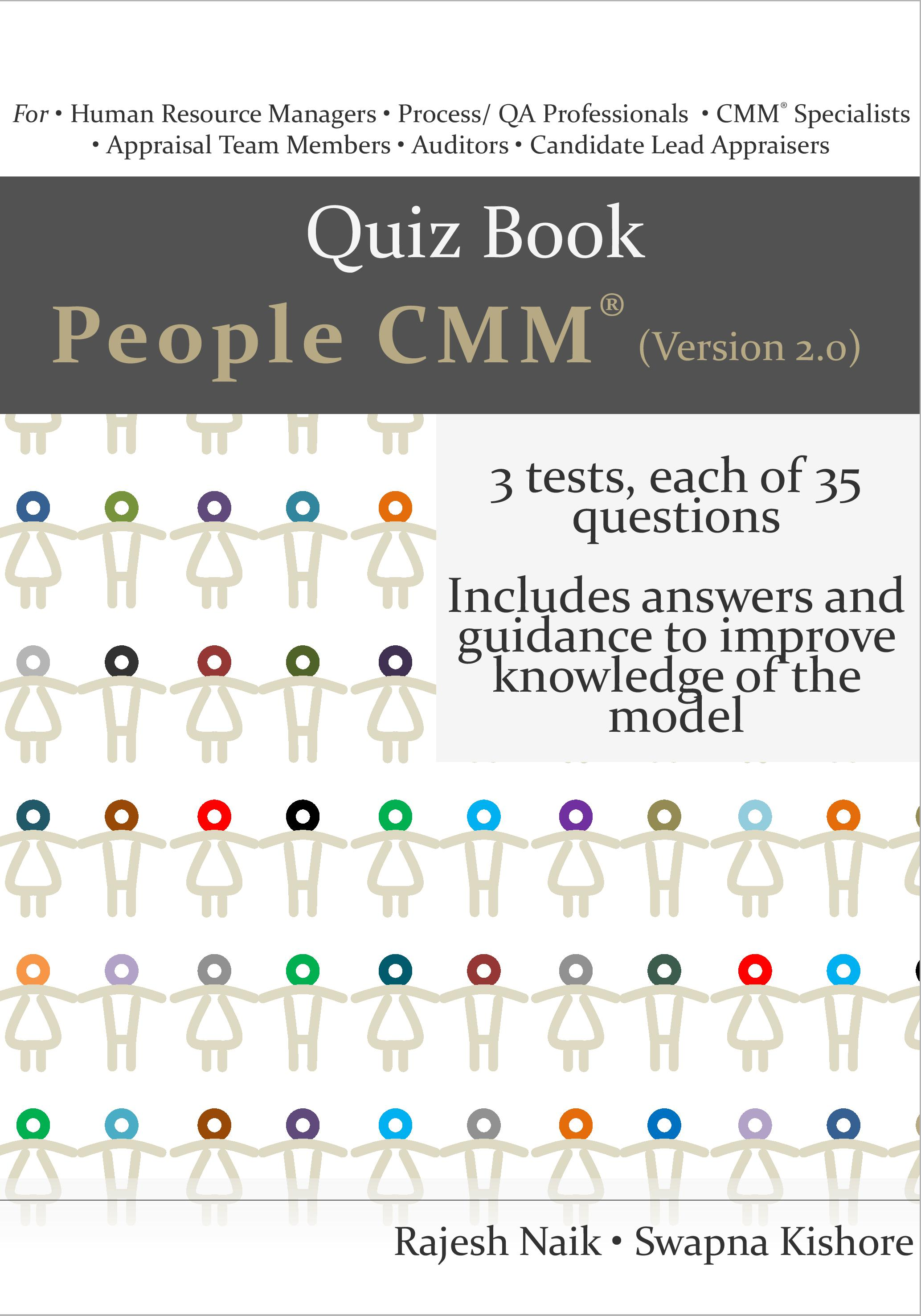 Quiz Book: People CMM® (Version 2.0) Book Cover
