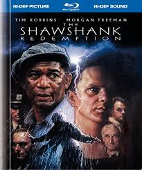 Shawshank Redemption DVD Cover
